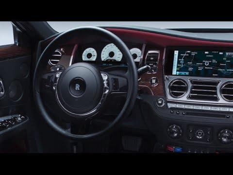 Rolls Royce Ghost II 2015 Interior In Detail HD
