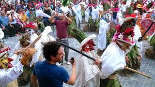 preview picture of video 'Danza de ' El Pochó ' - Carnaval Tenosique 2018'