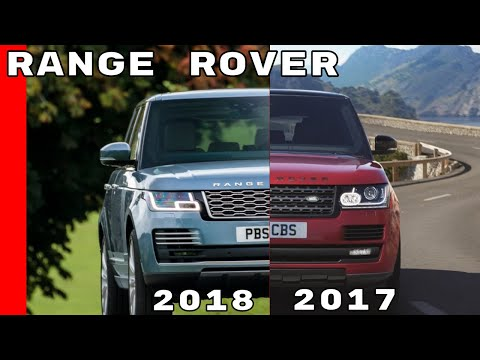 Landrover  Range Rover Кроссовер класса J - тест-драйв 4