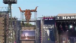 "Doro - ""Fur Immer"" (Warlock cover) (with Tommy Bolan on guitar), WACKEN 2018"