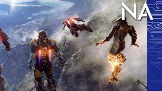 Does Anthem Mean EA is Done with Mass Effect & Dragon Age?