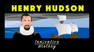 Henry Hudson - History Cartoon