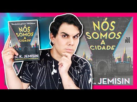 NÓS SOMOS A CIDADE | N. K. Jemisin (Editora Suma)