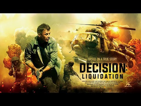 Decision: Liquidation (4K) series 1,2 (action movie, English subtitles)