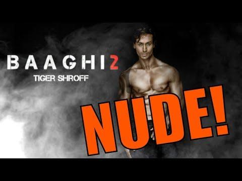 'Baaghi 2' में पहली बार बड़े पर्दे पर न्यूड दिखेंगे टाइगर श्रॉफ    Arrive 24 News