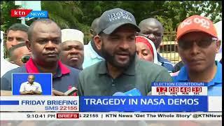 NASA demos lead by Mombasa area legislators