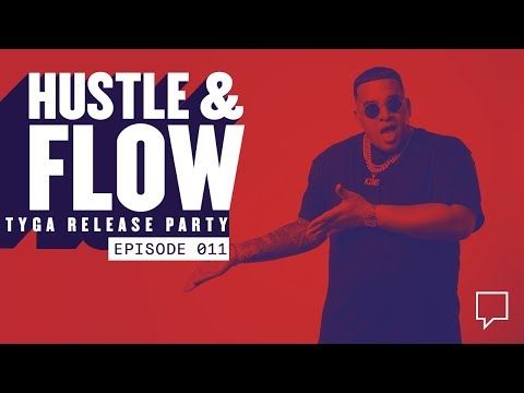 """Hosting Tyga's """"Legendary"""" Album Release Party at the iHeartRadio Theater 
