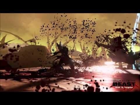 Shadow Of The Beast má první gameplay záběry