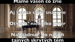 Mária Čírová - UNIKÁT Karaoke + text