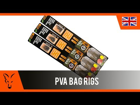 Montura Fox Edges Armapoint Wide Gape PVA Bag Rigs
