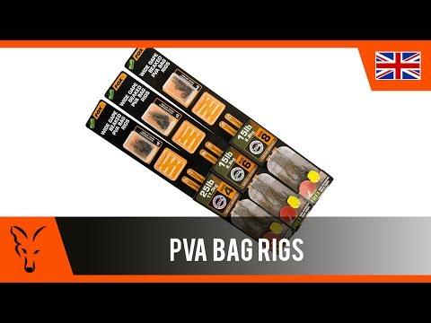 Montura Fox Edges Armapoint Wide Gape PVA Bag Rigs