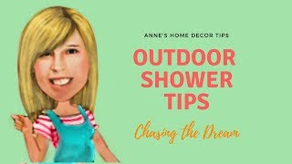 5 Reasons Outdoor Showers Rock!