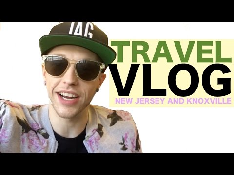 TRAVEL VLOG | New Jersey and Knoxville