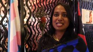 Opening Art Exposition with Kalki Subramaniam by TransAmsterdam.