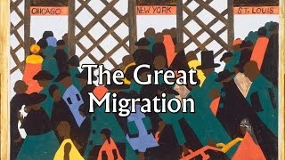 What is great migration