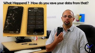 how to recover and replace your data from your broken device ? Baayta review