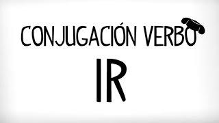 Conjugacion verbo ir en español