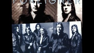 You're All I Am = Foreigner = Double Vision