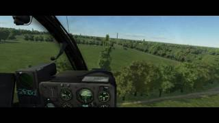[DCS 2.1] AI detection - tree LOS test @ Normandy