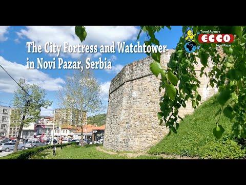 Novi Pazar Town Fortress