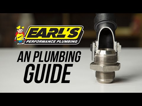 Everything You Need to Know About Earl's AN Hoses and Hose Ends