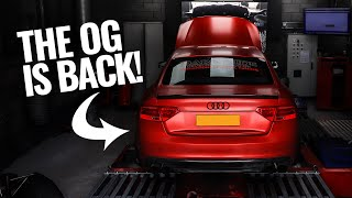 The OG Audi A5 3.0 TDI Project is Back!