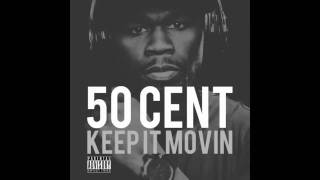 50 Cent 'Keep It Movin' - Instrumental (Prod. Timbaland) [CDQ]