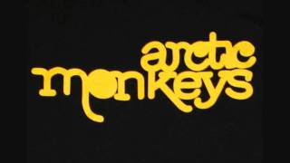 Arctic Monkeys - Thats Where You're Wrong (Suck It And See 2011 Album)