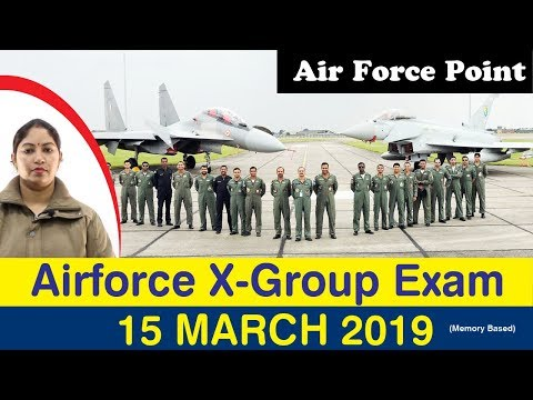 Air Force Exam 15 march 2019 |  Math Questions | The TUTORS Academy | Airforce Point