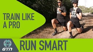 How To Train Like A Pro | Running Training For Triathlon