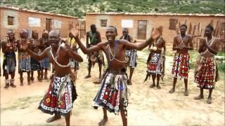 The Mumuila African Tribe In Angola (muhilla, Mwilla), HuilaCunene, Near Lubango