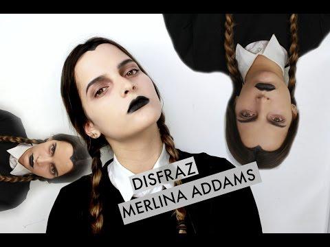 Disfraz Merlina Addams | Fashaddicti