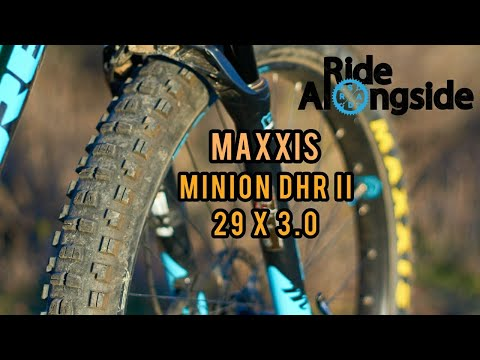Best MTB Tire for 2018? Maxxis Minion DHR 2 – 29×3  – Review