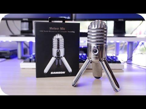 Mejor microfono calidad precio Samson Meteor Mic analisis español