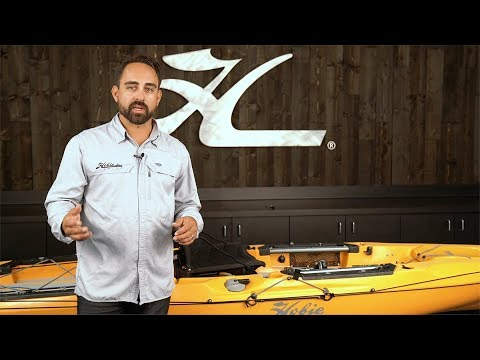 Installing Hobie's Anchor Trolley Kit - 2019 Mirage Outback