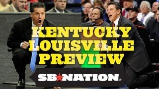 Kentucky vs. Louisville in the Final Four thumbnail