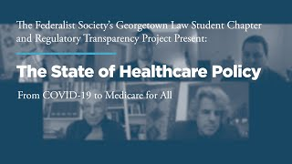 Click to play: The State of Healthcare Policy: from COVID-19 to Medicare for All