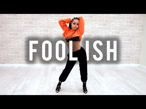 Foolish - Meghan Trainor | Brian Friedman Choreography | #HeelsChoreography
