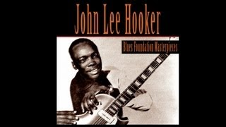 John Lee Hooker - Tupelo (1961) [Digitally Remastered]