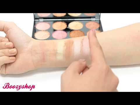 Makeup Revolution Makeup Revolution Golden Sugar 2 Rose Gold Palette