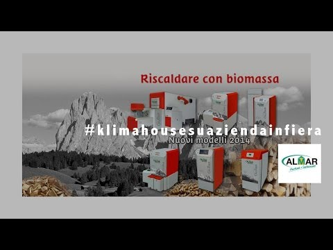 Riscaldamento con caldaie e impianti a Biomassa