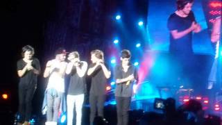 Лиам Пейн, One Direction Uruguay 06.05.14 [Live While We're Young]