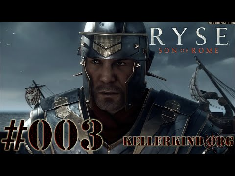 Ryse: Son of Rome [HD|60FPS] #003 - Willkommen in der 14. ★ Let's Play Ryse