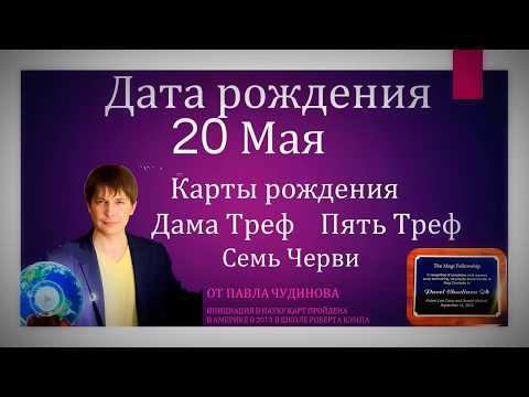 20 мая День рождения