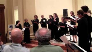 Video: Tota Pulchra Es by Maurice Duruflé; performed by Angelica, Women's Chamber Choir