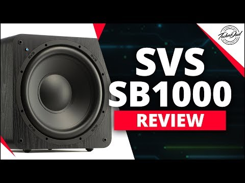 SVS SB-1000 Review | Best Budget Subwoofer for Home Theater and Music!