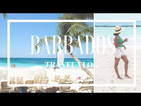 TRAVEL VLOG: BARBADOS | Honeymoon, Sandals Resort, Rihanna's house