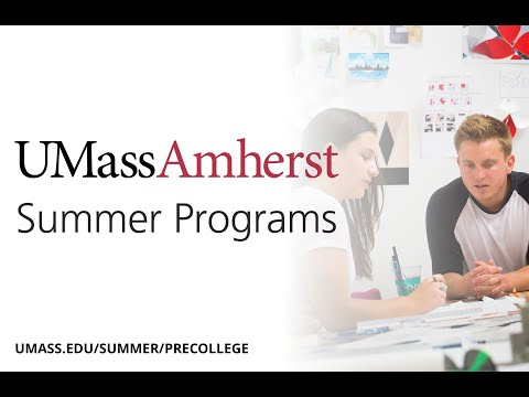 UMass Amherst Pre-College Programs