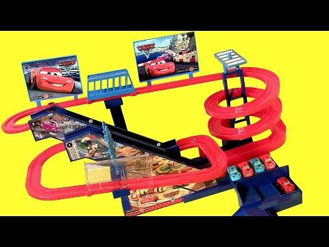 Cars Musical Race Track