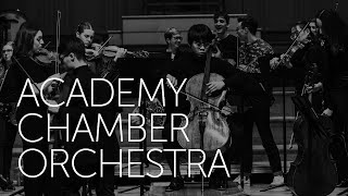New to our YouTube channel Trevor Pinnock conducts the Academy Chamber Orchestra